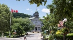 McGill University's campus in Montreal is photographed on Tuesday, June 21, 2016. (THE CANADIAN PRESS/Paul Chiasson)