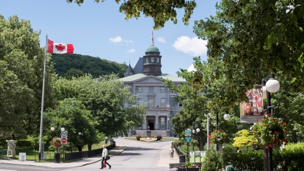 McGill University Campus(The canadian press/ Paul Chiasson)