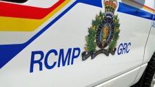 An RCMP cruiser is seen in this undated file photograph.