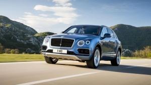 The Bentley Bentayga Diesel (Bentley)