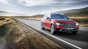 New Mercedes-Benz E-Class All-Terrain (Daimler AG)