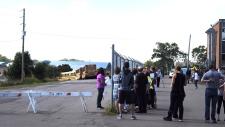 Students evacuated from P.E.I. schools