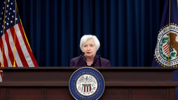 Here are the risks Janet Yellen sees ahead