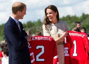 CTV News Archive: Royals' 2011 trip to Canada