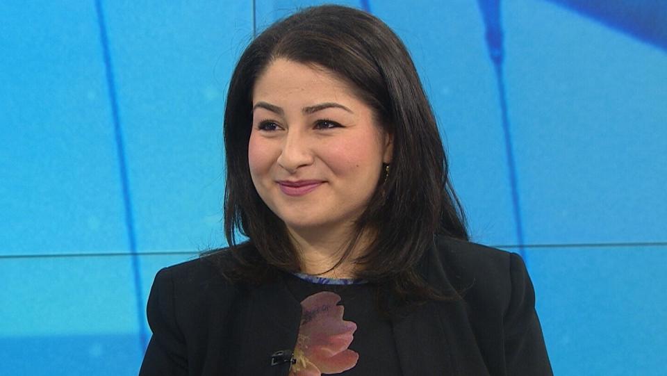 Minister of Democratic Institutions Maryam Monsef