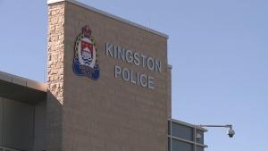 Kingston Police Station (CTV Ottawa)
