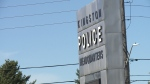 Kingston Police Headquarters (CTV Ottawa)