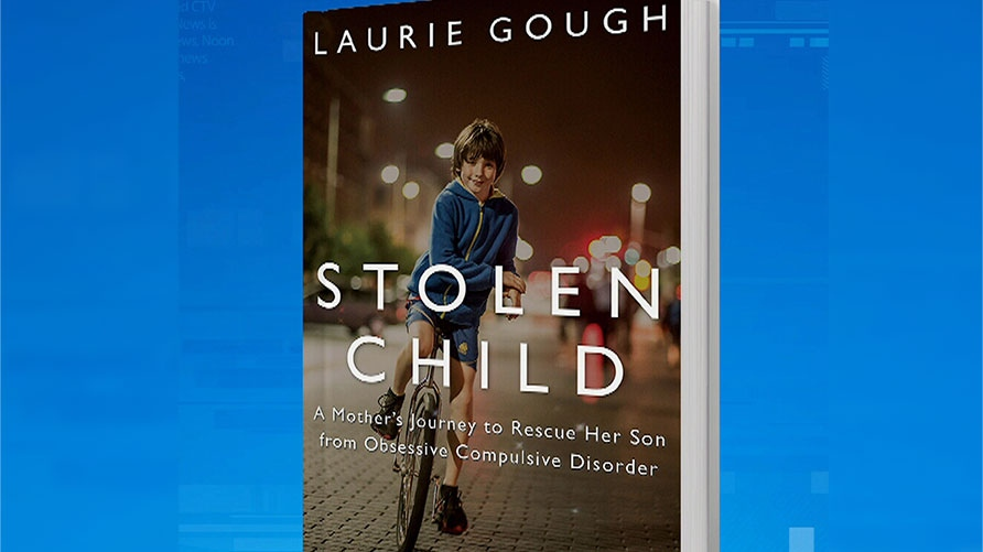 Stolen Child: A Mother's Journey to Rescue Her Son from Obsessive Compulsive Disorder will be released this month.