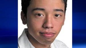 Journal de Montreal reporter Michael Nguyen