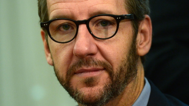 In this file image, Gerald Butts, principal secretary to Prime Minister Justin Trudeau, takes part in a meeting with Chinese Premier Li Keqiang (not pictured) in the cabinet room on Parliament Hill in Ottawa on Thursday, Sept. 22, 2016. (THE CANADIAN PRESS/Sean Kilpatrick)