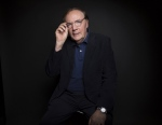 In this Aug. 30, 2016 file photo, author James Patterson poses for a portrait in New York to promote his upcoming book, 'The Murder of Stephen King.' (Photo by Taylor Jewell/Invision/AP, File)