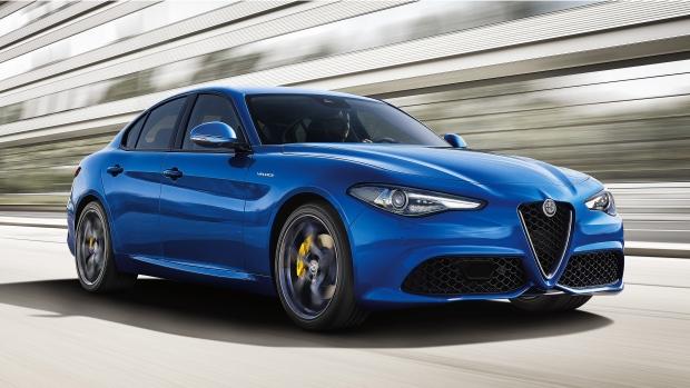 The new Alfa Romeo Giulia Veloce (Alfa Romeo)