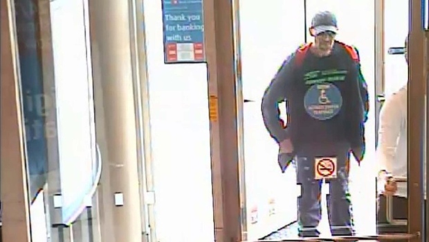 BMO robbery suspect