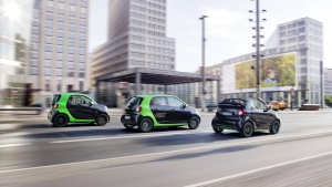 The fourth-generation Smart electric drive (Smart via Relaxnews)