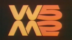 W5 50th anniversary special, vintage logo