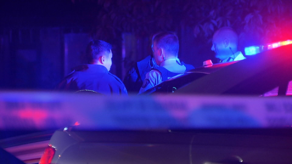 A man is dead after a targeted shooting in Maple Ridge early Saturday morning. (CTV News). Sept. 24, 2016.