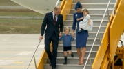 CTV News Channel: Royal Family arrives in Victoria