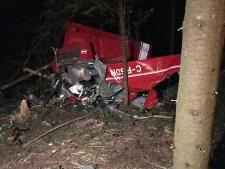 Guelph Plane Crash