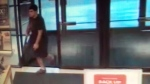 This Friday, Sept. 23, 2016 frame from surveillance video provided by the Washington State Patrol shows the suspect in a shooting rampage at the Cascade Mall in Burlington, Wash. (Washington State Patrol via AP)
