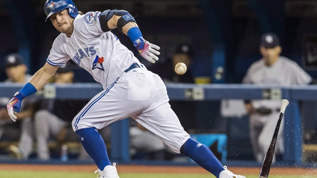 promo code a3fdb 7f373 Josh Donaldson officially traded from Blue Jays to Indians ...