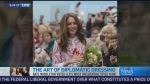 CTV News Channel: Duchess' Canadian tour style