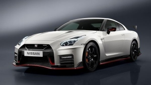 The 2017 Nissan GT-R NISMO (Nissan)