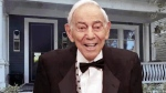 "This undated image made from video released by HGB Entertainment Ltd shows horror filmmaker Herschell Gordon Lewis. Lewis, who pioneered the horror genre in the 1960s known as the ""splatter film,"" which intentionally focused on gore and gruesomeness, died in his sleep early Monday, Sept. 26, 2016. (HGB Entertainment Ltd via AP)"