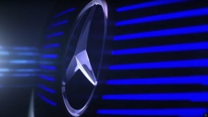 Mercedes teases its 2016 Paris Motor Show concept car. (YouTube)