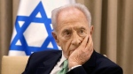In this Oct. 28, 2013, file photo, Israel's President Shimon Peres, listens during a meeting at the president's residence in Jerusalem. A source close to former Israeli President Shimon Peres said Tuesday, Sept. 27, 2016 that his condition has deteriorated two weeks after suffering a major stroke. (Sebastian Scheiner/AP)