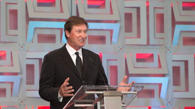 Wayne Gretzky NHL centennial