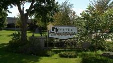 Upper Canada District School Board in Brockville.