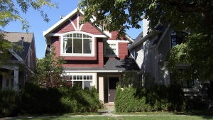 A waitress purchased this home in Vancouver's MacKenzie Heights neighbourhood for $2.3 million in 2012. (CTV)