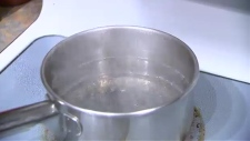 Residents are advised to bring water to a rapid rolling boil for 1 minute prior to use.