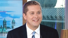 Longtime Conservative MP Andrew Scheer