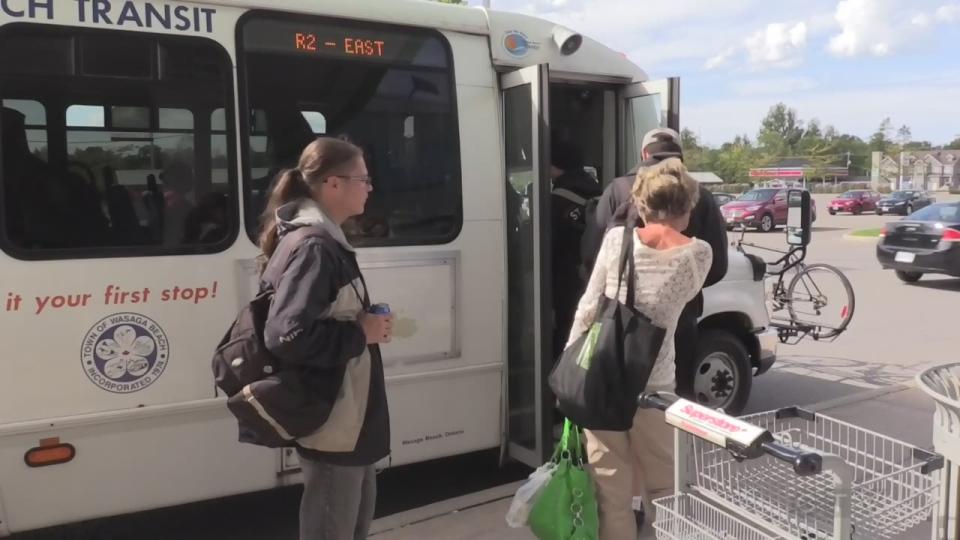Ctv Barrie Regional Transit