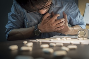 Common painkillers linked to heart failure: study