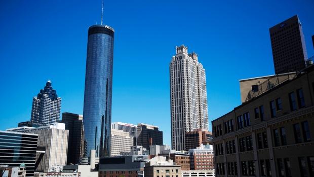 Westin Peachtree Plaza in Atlanta