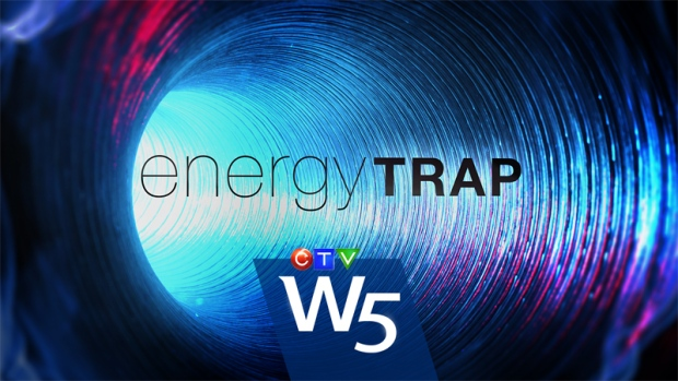 W5's Energy Trap: across the country, people claiming to be 'energy inspectors' are showing up on doorsteps -- convincing unsuspecting Canadians they need to buy new furnaces or air conditioners.