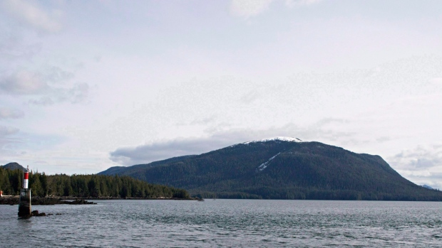 Lelu Island, near Prince Rupert, B.C.