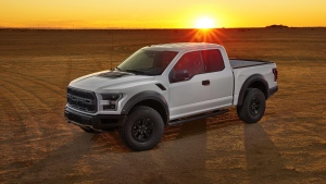 The 2017 Ford F-150 Raptor (The Ford Motor Company)
