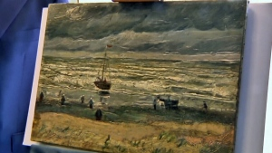 CTV News Channel: Stolen Van Gogh paintings found