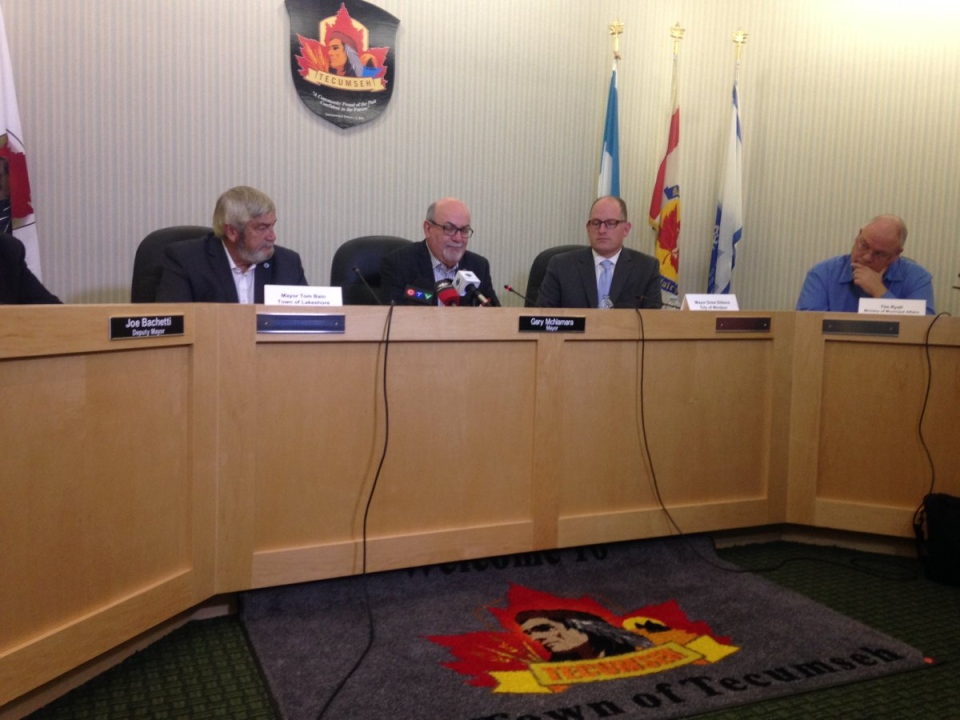 Windsor-Essex mayors