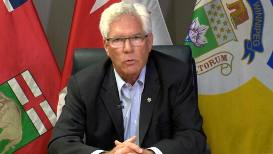 Federal Natural Resources Minister Jim Carr in an Oct. 2, 2016 interview with Evan Solomon, host of CTV's Question Period.