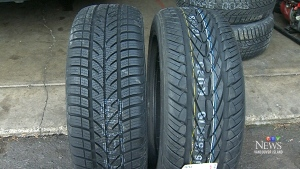Legal requirement for winter tires kicks in