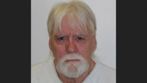 This handout photo from Correctional Service Canada shows Robert Joseph Gillet, who was discovered missing from a prison in Prince Albert, Sask., on Friday, Sept. 30, 2016.