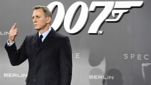 British actor Daniel Craig © AFP / TOBIAS SCHWARZ