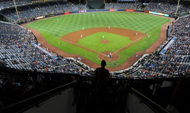 Braves win final Turner Field game