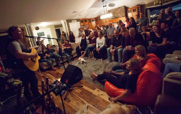 House Concerts Vancouver Island