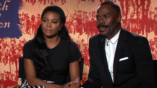 'The Birth of a Nation' cast talks about the film and ...