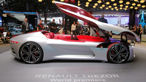 The Five Most Spectacular Concept Cars At The 2016 Paris